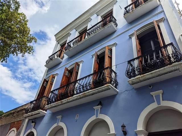 9 Calle Mercado #2, OLD SAN JUAN, PR 00901 (MLS #PR9092337) :: Cartwright Realty