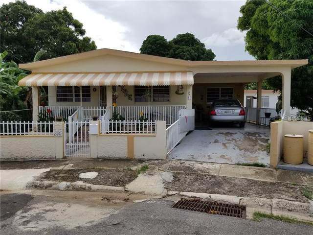 D41 Calle 8, SALINAS, PR 00751 (MLS #PR9092344) :: Griffin Group