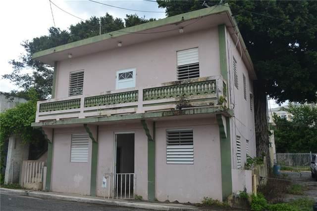 #58 Cristobal Colon Street, ARECIBO, PR 00612 (MLS #PR9092355) :: The Duncan Duo Team