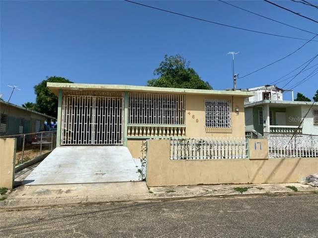 PR 473 Bo. Pueblo Calle Laurel, ISABELA, PR 00662 (MLS #PR9092374) :: Griffin Group