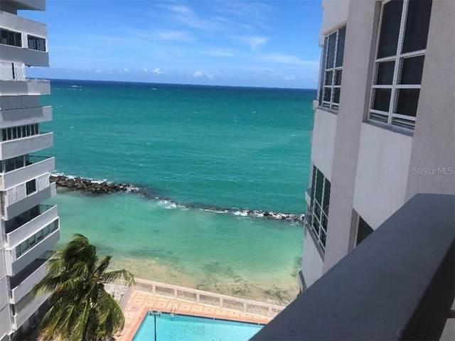 3205 Ave. Isla Verde #100, CAROLINA, PR 00979 (MLS #PR9092486) :: Positive Edge Real Estate