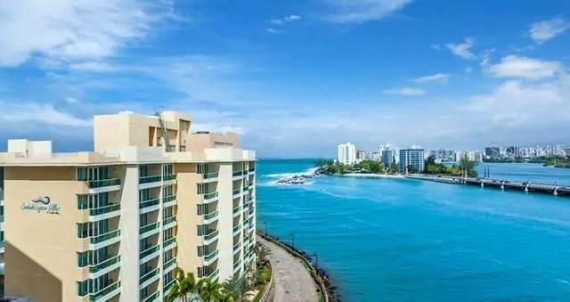 1 Los Rosales Street Condado Lagoon Villas, SAN JUAN, PR 00901 (MLS #PR9092776) :: Everlane Realty