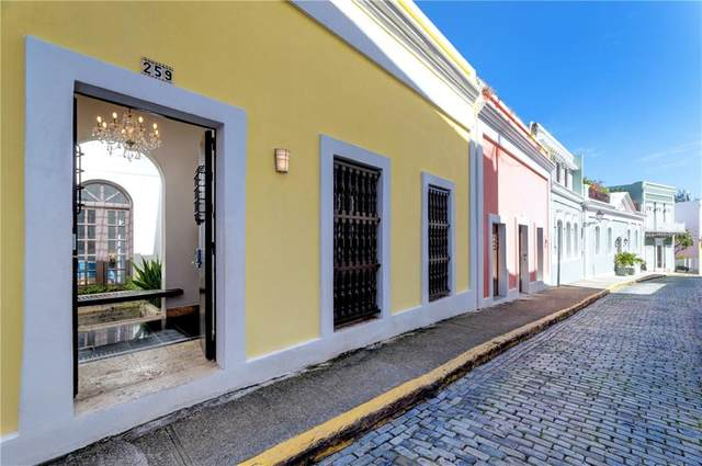 259-261 San Sebastian Street, SAN JUAN, PR 00901 (MLS #PR9092850) :: RE/MAX Marketing Specialists