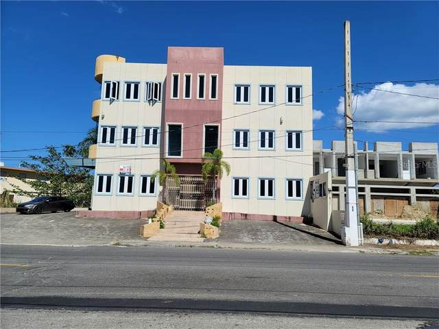 PR 115 Ave. Nativo Alers Bo. Guayabo, AGUADA, PR 00602 (MLS #PR9092855) :: Rabell Realty Group