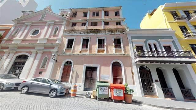 205 TetuãƒâN, SAN JUAN, PR 00901 (MLS #PR9093022) :: Vacasa Real Estate
