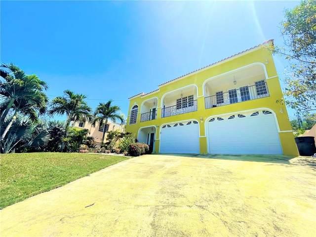 URB. ESTANCIAS DE AL Carr 117 Km 8.7 A-5, LAJAS, PR 00667 (MLS #PR9093079) :: Everlane Realty