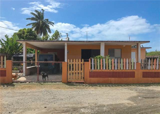 1 La Chata Lane, VIEQUES, PR 00765 (MLS #PR9093102) :: Bridge Realty Group