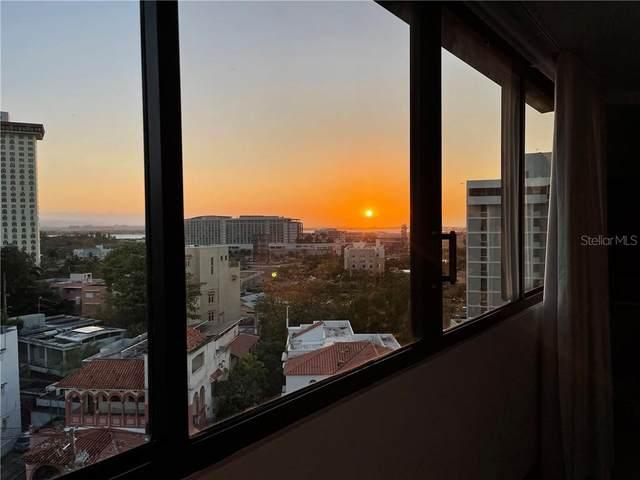 1 Av. Miramar Ab, SAN JUAN, PR 00907 (MLS #PR9093110) :: Sarasota Property Group at NextHome Excellence