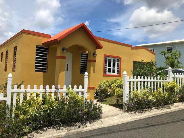 BARRIO RINCON Alturas De Morrillo, CAYEY, PR 00736 (MLS #PR9093120) :: The Lersch Group