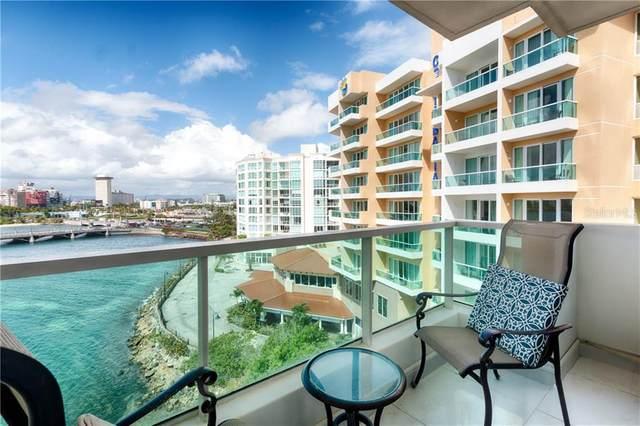 1 Los Rosales Street 7725-7726, SAN JUAN, PR 00901 (MLS #PR9093131) :: Coldwell Banker Vanguard Realty