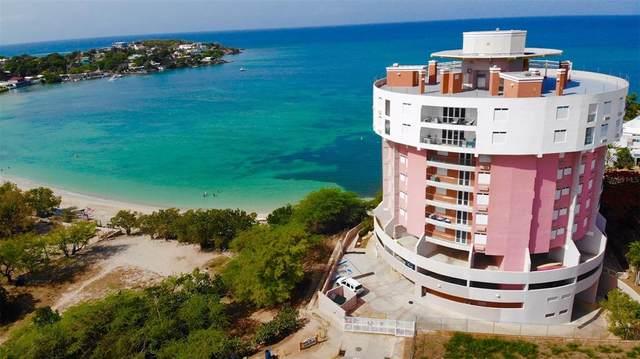 COND. TORRE DE PLAYA Cond. Torre De Playa Santa #602, GUANICA, PR 00653 (MLS #PR9093268) :: EXIT King Realty