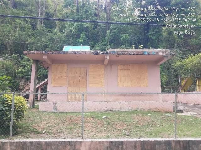 Cll Coretjer Bo. Pueblo Nuevo, VEGA BAJA, PR 00693 (MLS #PR9093275) :: New Home Partners