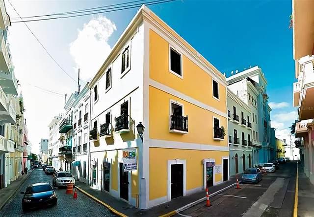 152 Luna St., OLD SAN JUAN, PR 00901 (MLS #PR9093287) :: RE/MAX Premier Properties