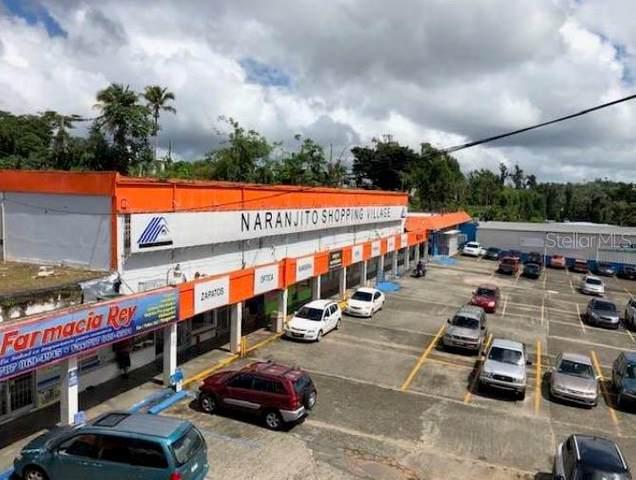 Km 12.7 Carr 152, NARANJITO, PR 00719 (MLS #PR9093359) :: Zarghami Group