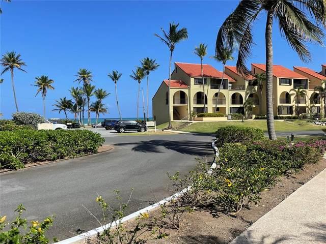CANDELERO ABAJO PALM Candelero Abajo Palmas Del Mar #155, HUMACAO, PR 00791 (MLS #PR9093415) :: Everlane Realty