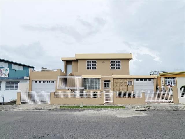 Parque Asturias Road 5X-17, CAROLINA, PR 00983 (MLS #PR9093461) :: The Robertson Real Estate Group