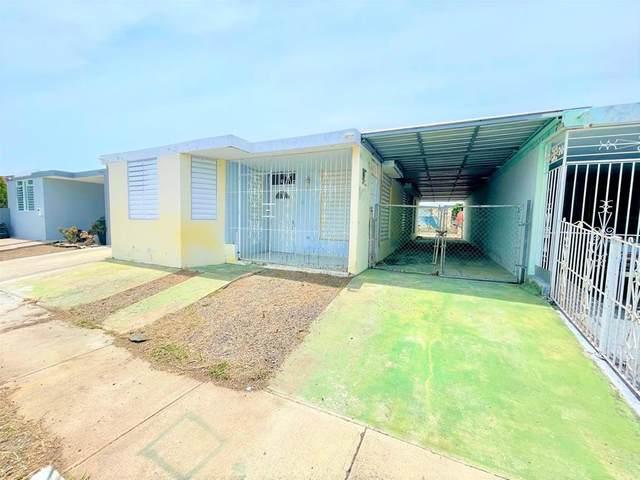 C-8 ST 2 Urb. Sagrado Corazon, GUANICA, PR 00653 (MLS #PR9093530) :: Vacasa Real Estate