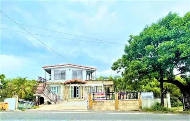 KM 11.8 ST 103 Los Llanos, CABO ROJO, PR 00623 (MLS #PR9093546) :: Vacasa Real Estate