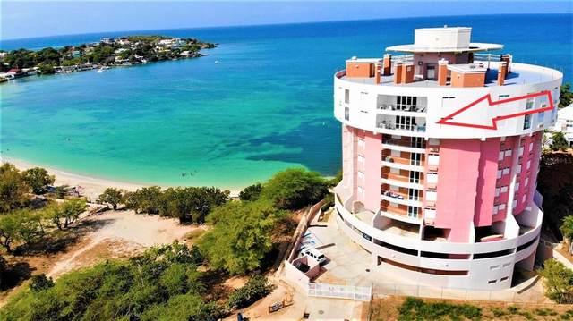 COND TORRE DE PLAYA  Cond. Torre De Playa Santa #804, GUANICA, PR 00653 (MLS #PR9093570) :: Tuscawilla Realty, Inc