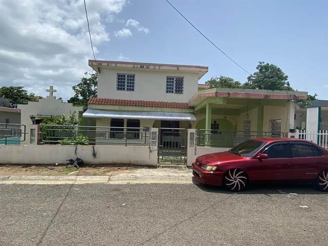 Solar 263 Calle Principal Comm Las Marias, ANASCO, PR 00610 (MLS #PR9093627) :: Realty Executives