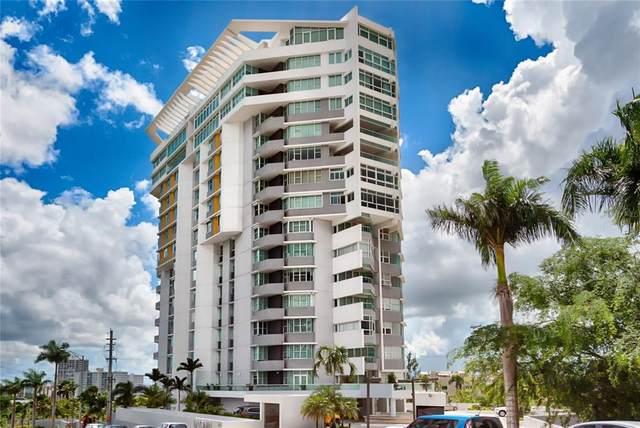 14 Carr 833 1701-1702, GUAYNABO, PR 00969 (MLS #PR9093640) :: Sarasota Home Specialists