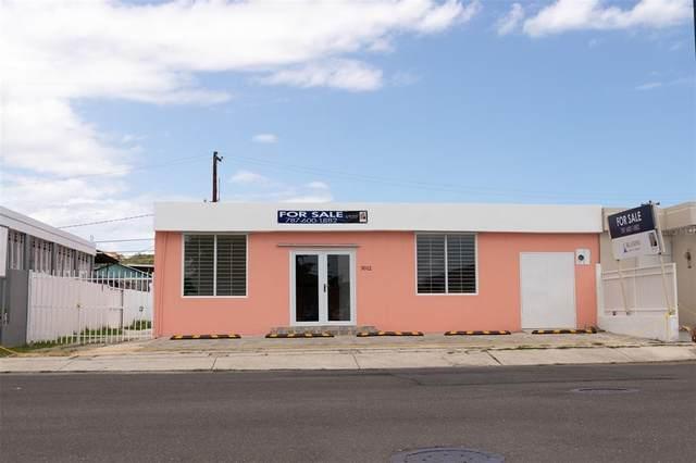88 Emilio Fagot Ave, PONCE, PR 00717 (MLS #PR9093671) :: Zarghami Group