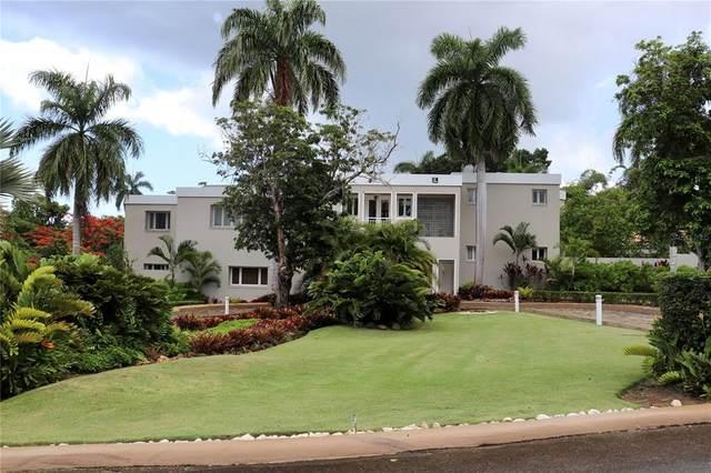 Dorado Estates Dorado Estates, DORADO, PR 00646 (MLS #PR9093676) :: The Curlings Group