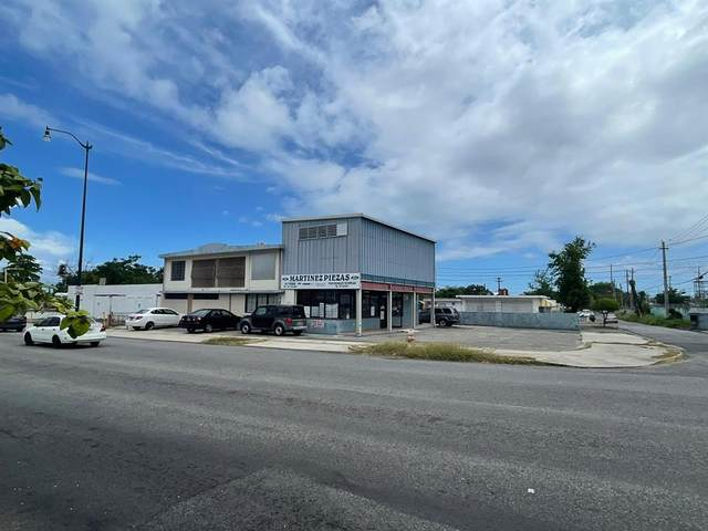 156 y 157 Ave Fagot, PONCE, PR 00717 (MLS #PR9093680) :: Zarghami Group