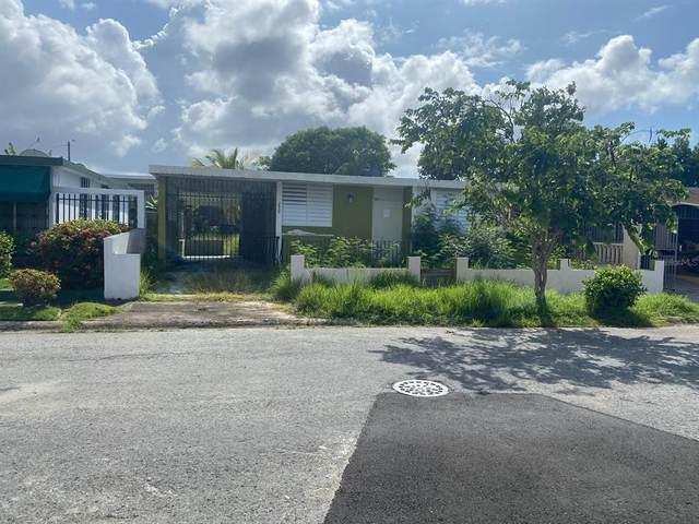 CALLE LAUREL 2 Fajardo Gardens, FAJARDO, PR 00738 (MLS #PR9093714) :: CARE - Calhoun & Associates Real Estate