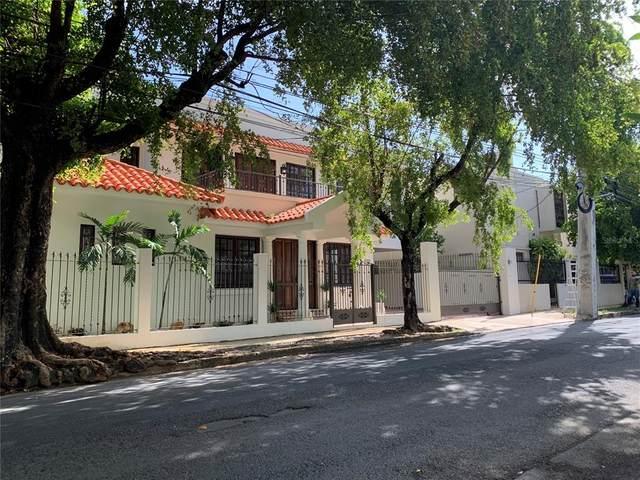 #1375 Ave Wilson Condado, CONDADO, PR 00907 (MLS #PR9093743) :: The Duncan Duo Team