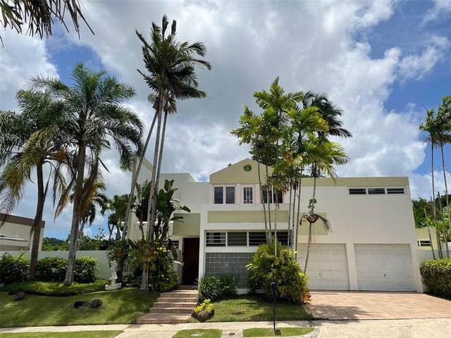 San Pedro Estates San Pedro Estates, CAGUAS, PR 00725 (MLS #PR9093810) :: Zarghami Group