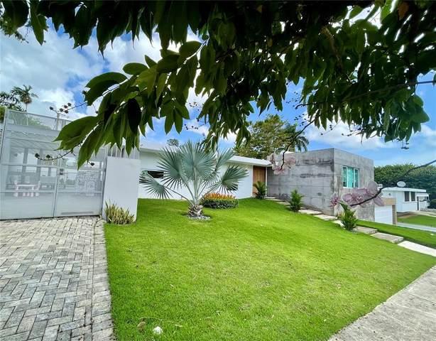 Garden hills Sur Calle G, GUAYNABO, PR 00966 (MLS #PR9093847) :: Lockhart & Walseth Team, Realtors