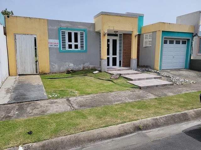 1 St. Vistas Del Rio, NAGUABO, PR 00718 (MLS #PR9093931) :: The Curlings Group