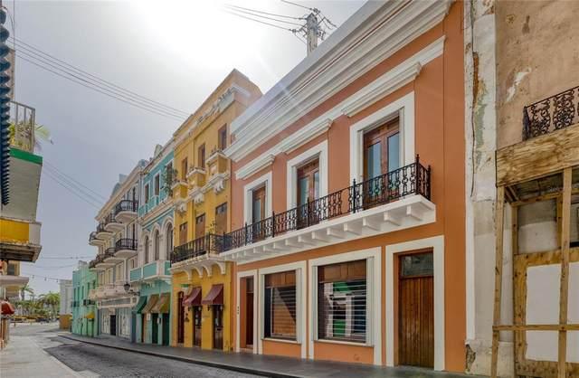 354 Fortaleza Street, SAN JUAN, PR 00901 (MLS #PR9093962) :: Pristine Properties