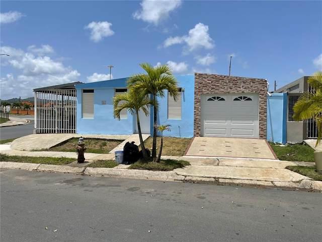 1 Calle Principal B-01, LAS PIEDRAS, PR 00771 (MLS #PR9094010) :: Bridge Realty Group