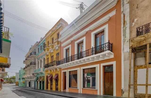354 Fortaleza Street, SAN JUAN, PR 00901 (MLS #PR9094031) :: Armel Real Estate