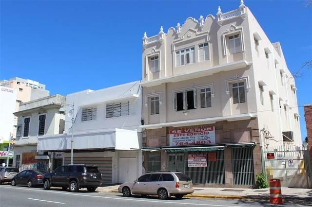 Ponce de Leon 1355 Avenue, SAN JUAN, PR 00907 (MLS #PR9094059) :: The Heidi Schrock Team