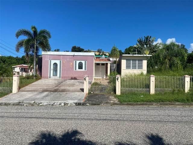 PR 150 A3 B St Bella Vista Dev, COAMO, PR 00769 (MLS #PR9094131) :: Rabell Realty Group