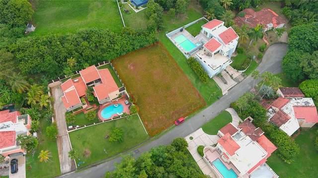 Cedro St. # 8 Palmas Del Mar, HUMACAO, PR 00791 (MLS #PR9094277) :: RE/MAX Local Expert