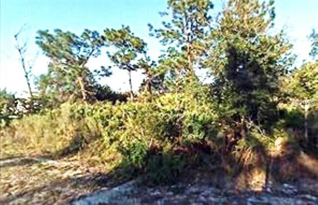 Clearwater Drive, Indian Lake Estates, FL 33855 (MLS #R4900006) :: KELLER WILLIAMS CLASSIC VI