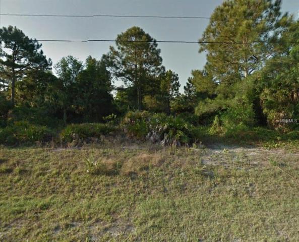 Van Leer Avenue, North Port, FL 34288 (MLS #R4900099) :: Team Pepka