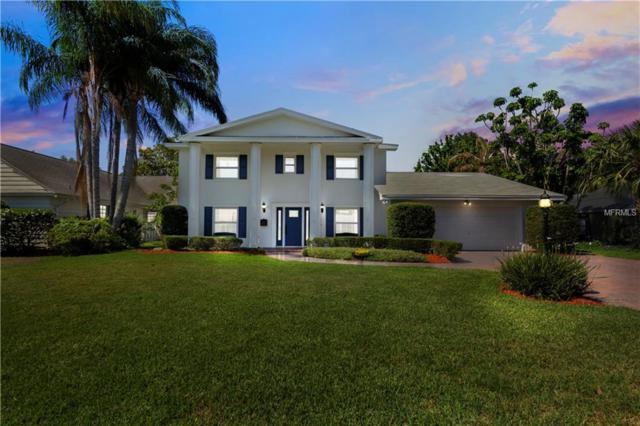 3206 Cullen Lake Shore Drive, Belle Isle, FL 32812 (MLS #R4900166) :: The Light Team