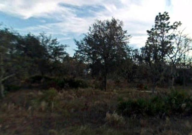 Address Not Published, Williston, FL 32696 (MLS #R4900452) :: GO Realty