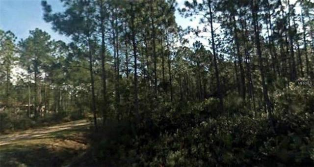 Address Not Published, Hastings, FL 32145 (MLS #R4900657) :: Homepride Realty Services