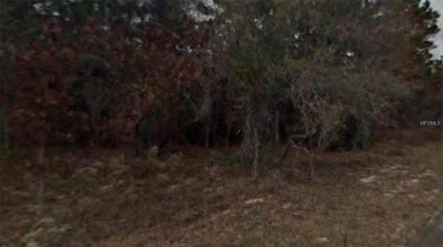 Address Not Published, Dunnellon, FL 34431 (MLS #R4900786) :: Cartwright Realty