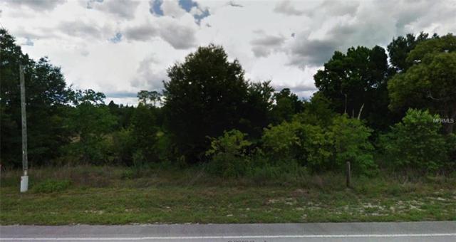 31601 State Road 44, Eustis, FL 32736 (MLS #R4900985) :: The Light Team