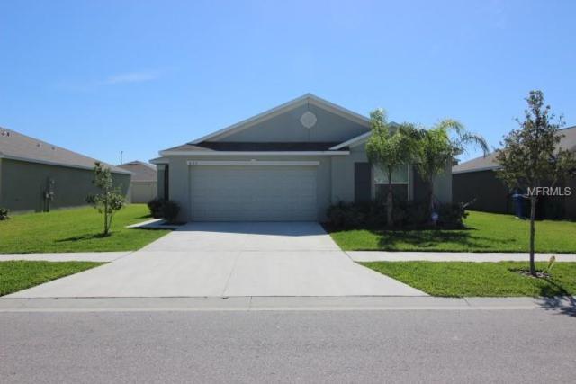 406 Serenity Mill Loop, Ruskin, FL 33570 (MLS #R4901499) :: Team Bohannon Keller Williams, Tampa Properties
