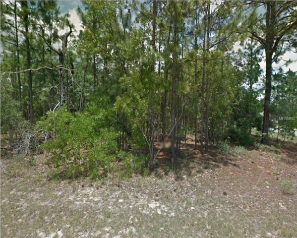 7962 N Tiny Lily Drive, Citrus Springs, FL 34434 (MLS #R4901819) :: The Duncan Duo Team