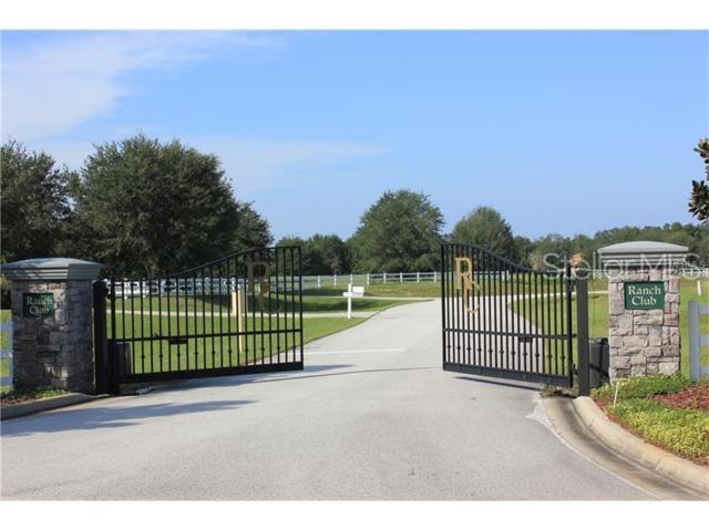 LOT 19 Eagle Run, Groveland, FL 34736 (MLS #R4901854) :: The Duncan Duo Team