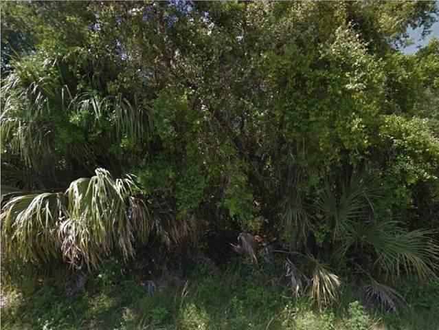 New London Street, North Port, FL 34288 (MLS #R4902106) :: Burwell Real Estate